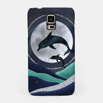 Thumbnail image of Night Swimming Samsung Case, Live Heroes