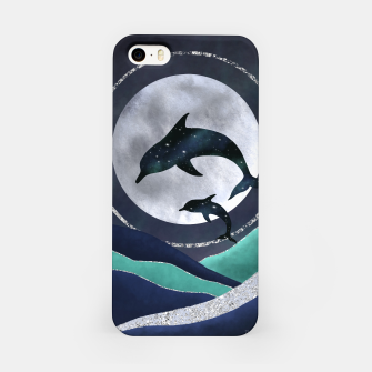 Thumbnail image of Night Swimming iPhone Case, Live Heroes