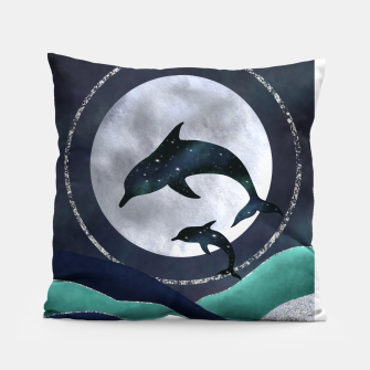 Thumbnail image of Night Swimming Pillow, Live Heroes