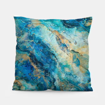 Thumbnail image of Indian Ocean Pillow, Live Heroes