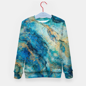 Thumbnail image of Indian Ocean Kid's sweater, Live Heroes