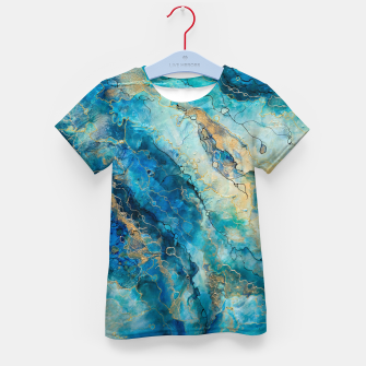 Thumbnail image of Indian Ocean Kid's t-shirt, Live Heroes