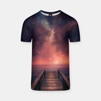 Thumbnail image of Just Be T-shirt, Live Heroes
