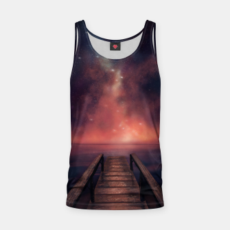 Thumbnail image of Just Be Tank Top, Live Heroes