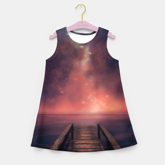 Thumbnail image of Just Be Girl's summer dress, Live Heroes