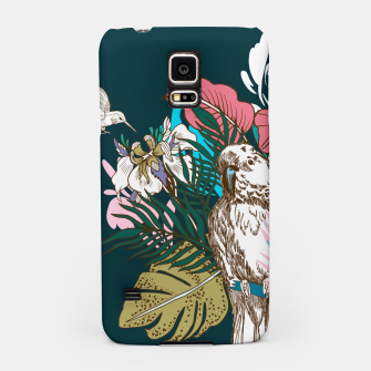 Thumbnail image of Birds jungle paradise Carcasa por Samsung, Live Heroes