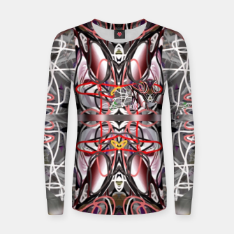 Thumbnail image of travel Women sweater, Live Heroes