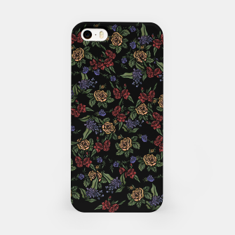 Thumbnail image of Vintage Florals iPhone Case, Live Heroes