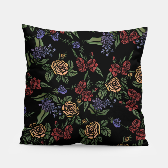 Thumbnail image of Vintage Florals Pillow, Live Heroes