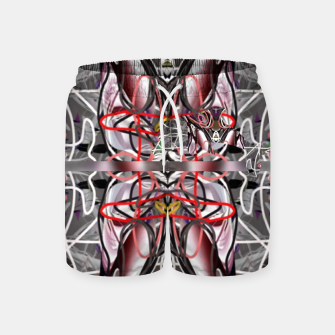 Thumbnail image of travel Swim Shorts, Live Heroes