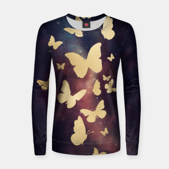 Thumbnail image of Transcendence  Women sweater, Live Heroes