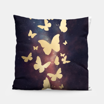 Thumbnail image of Transcendence  Pillow, Live Heroes