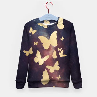 Thumbnail image of Transcendence  Kid's sweater, Live Heroes