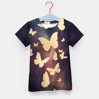 Thumbnail image of Transcendence  Kid's t-shirt, Live Heroes
