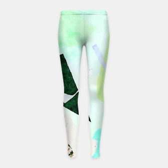 Thumbnail image of Feeling This Girl's leggings, Live Heroes