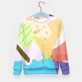 Thumbnail image of Dumpweed Kid's sweater, Live Heroes