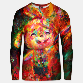 Miniaturka animal crosing Unisex sweater, Live Heroes