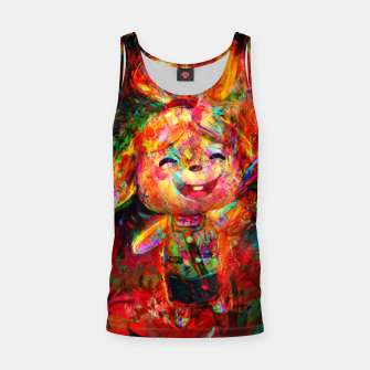 Miniaturka animal crosing Tank Top, Live Heroes