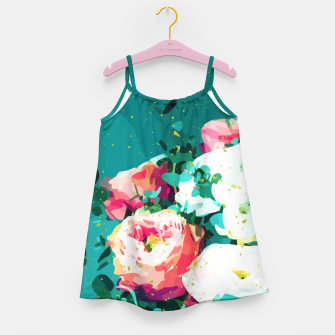 Thumbnail image of Floral & Confetti Girl's dress, Live Heroes