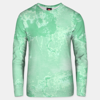 Thumbnail image of Sea Green Summer Unisex sweater, Live Heroes