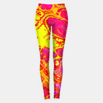BACKGROUND 7 Leggings Bild der Miniatur