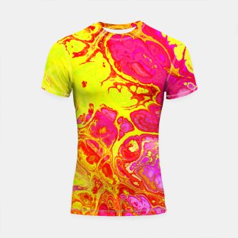 BACKGROUND 7 Shortsleeve rashguard Bild der Miniatur