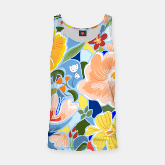 Summery Floral Tank Top thumbnail image
