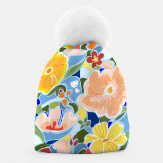 Summery Floral Beanie thumbnail image