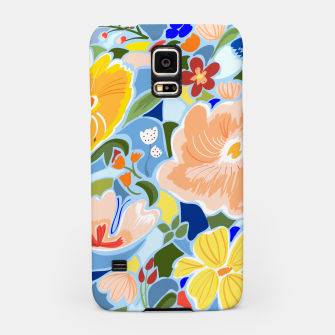 Summery Floral Samsung Case thumbnail image