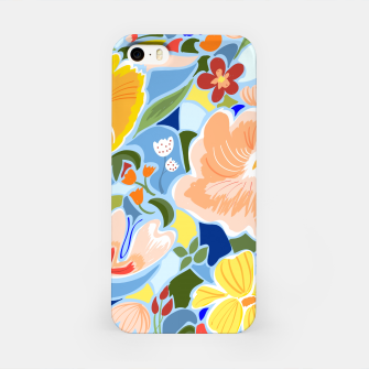 Summery Floral iPhone Case thumbnail image