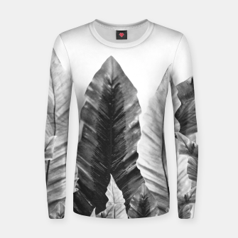 Thumbnail image of Underwater Leaves Vibes #5 #decor #art  Frauen sweatshirt, Live Heroes