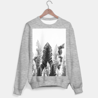 Thumbnail image of Underwater Leaves Vibes #5 #decor #art  Sweatshirt regulär, Live Heroes