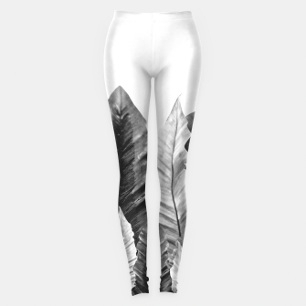 Thumbnail image of Underwater Leaves Vibes #5 #decor #art  Leggings, Live Heroes