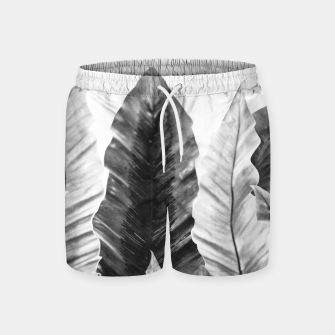 Thumbnail image of Underwater Leaves Vibes #5 #decor #art  Badeshorts, Live Heroes