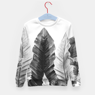 Thumbnail image of Underwater Leaves Vibes #5 #decor #art  Kindersweatshirt, Live Heroes