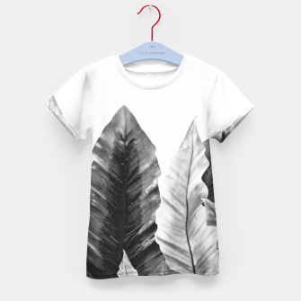 Thumbnail image of Underwater Leaves Vibes #5 #decor #art  T-Shirt für kinder, Live Heroes