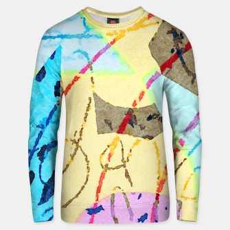 Thumbnail image of Cheerful Unisex sweater, Live Heroes