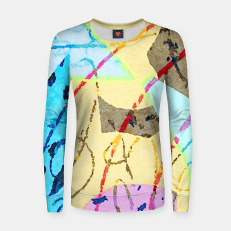 Thumbnail image of Cheerful Women sweater, Live Heroes