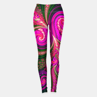 Miniatur BACKGROUND 8 Leggings, Live Heroes