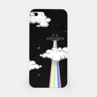 Miniatur Rainbow Attack iPhone Case, Live Heroes
