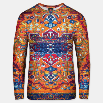 Thumbnail image of Vintage Berber Moroccan Epic Heritage Artwork. Unisex sweater, Live Heroes