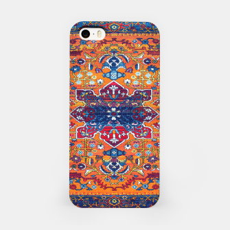 Thumbnail image of Vintage Berber Moroccan Epic Heritage Artwork. iPhone Case, Live Heroes