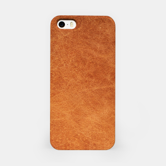Thumbnail image of Original Moroccan Camel Leather Texture. iPhone Case, Live Heroes