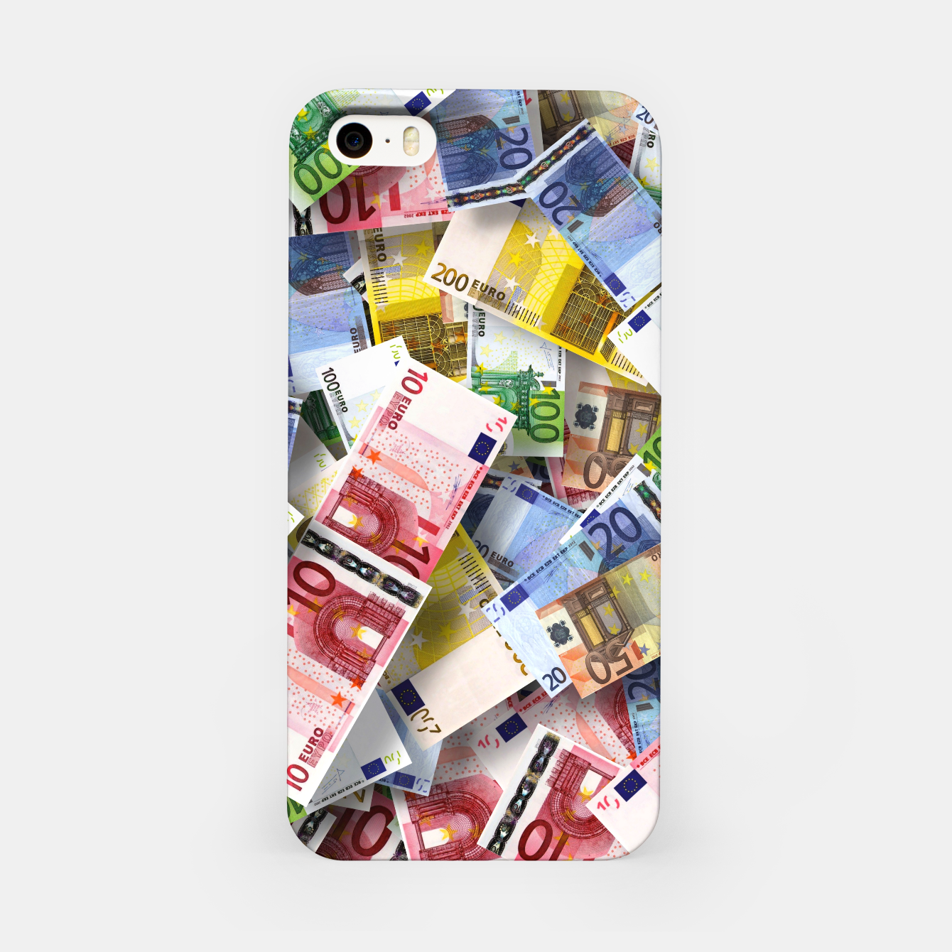 Foto EUROS iPhone Case - Live Heroes