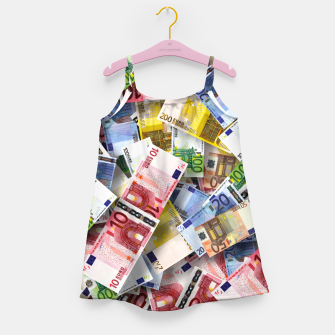 Miniatur EUROS Girl's dress, Live Heroes