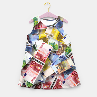 Miniatur EUROS Girl's summer dress, Live Heroes