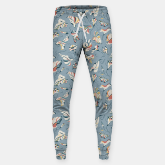 Thumbnail image of Moonflower Moth Dance in the Moon Light  Sweatpants, Live Heroes