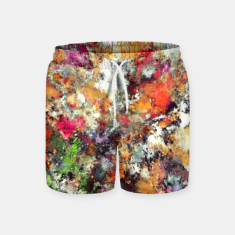 Thumbnail image of Weathering the storm Swim Shorts, Live Heroes