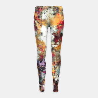 Weathering the storm Girl's leggings thumbnail image