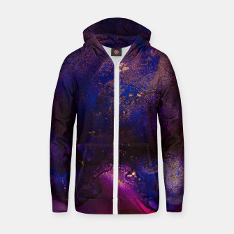 Thumbnail image of Average Dreams Zip up hoodie, Live Heroes